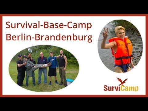 Survival Camp Berlin-Brandenburg: survival training in Germany (2 days) | SurviCamp - Survival Camp, Survival Training & power equipment
