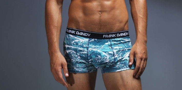 FRANK DANDY OCEAN TRUNK