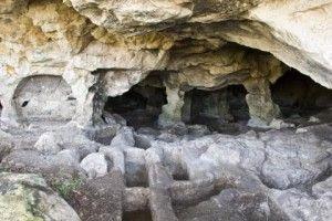 Sicily, Comiso, Porcaro Valley, Catacombs