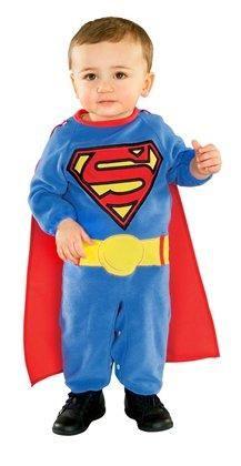 Костюм супермена девочки детский