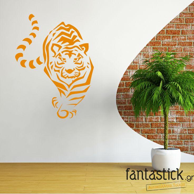 Tiger by Marlene