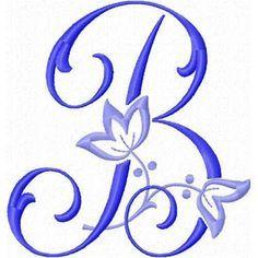 Tattoo-Schriftzug-Designs, Ein Buchstabe J mit einem Ying eingewebt …