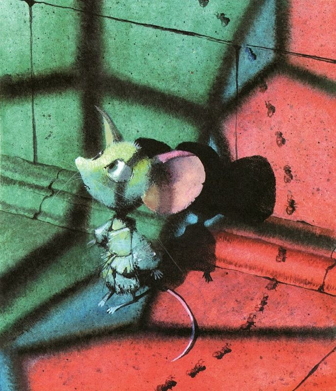 """Igor Oleynikov """"The Adventures of a mouse Despereaux» 