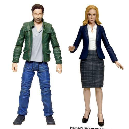 X-Files Select Figures - Assortment 2016