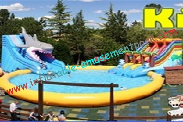 Giant Inflatable Water Park /Inflatable Water Sport /Inflatable Water Toys $5000~$8000