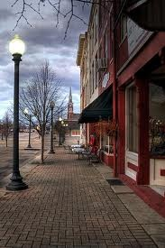 Market Street - Portsmouth, OH This is about 10 minutes from where I live.