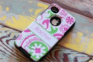 Very cool pink otterbox case!