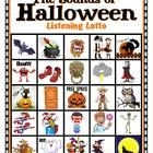 Wish I would have found this in time for Halloween!  It is such a cute activity... plus the kiddos get to practice listening skills! :)