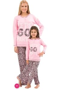 Roly Poly 2562 Kız Çocuk Pijama Takımı