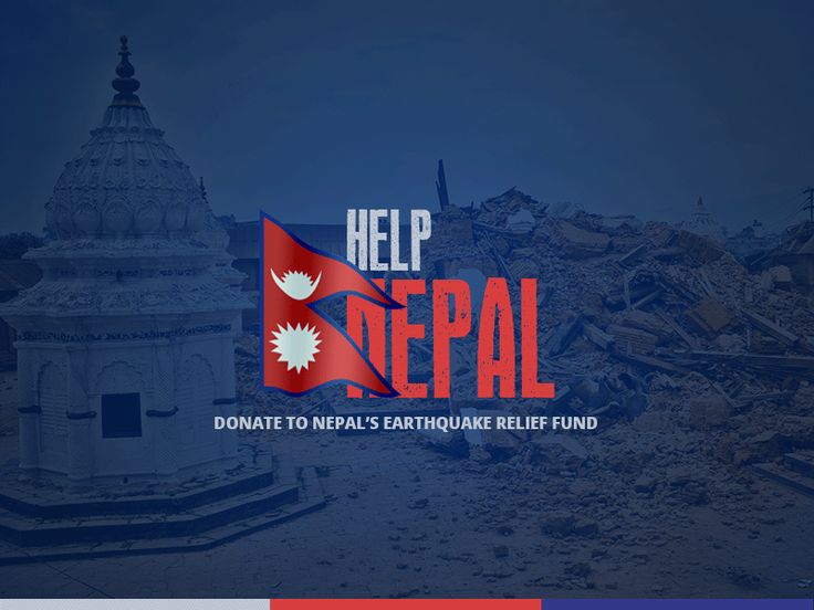 Nepal Earthquake Relief Fund by Shaun