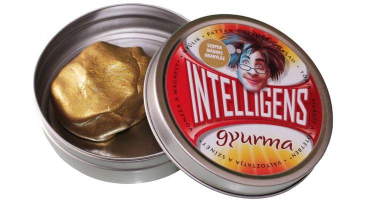 Intelligens Gyurma - aranyláz (mágneses arany) - Játékfarm  játékshop https://www.jatekfarm.hu/intelligens-gyurma-intelligens-gyurma-aranylaz-magneses-arany-2815?keyword=aranyl%C3%A1z