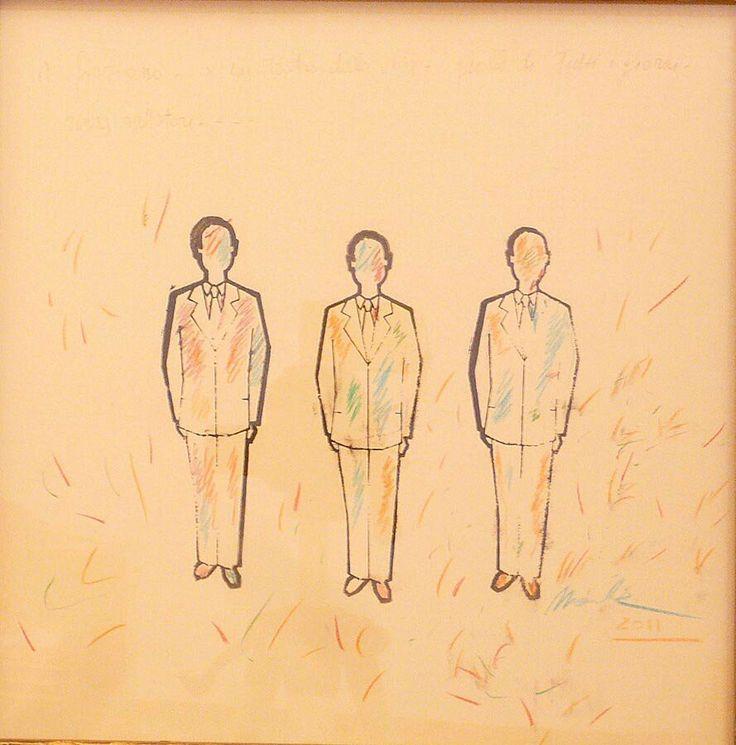 """""""Figure"""", Renato Mambor"""