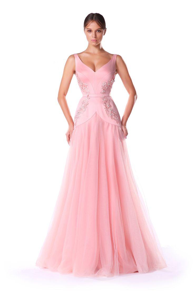 The 37 best Abiti eleganti images on Pinterest | Bridal gowns ...