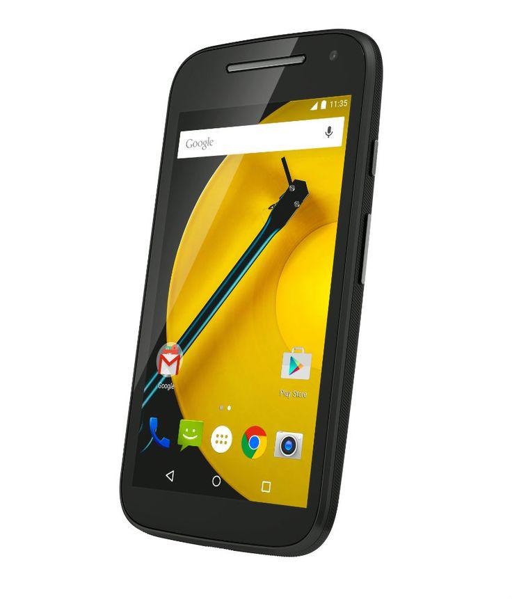 Moto E (2nd Gen) 3G 8GB