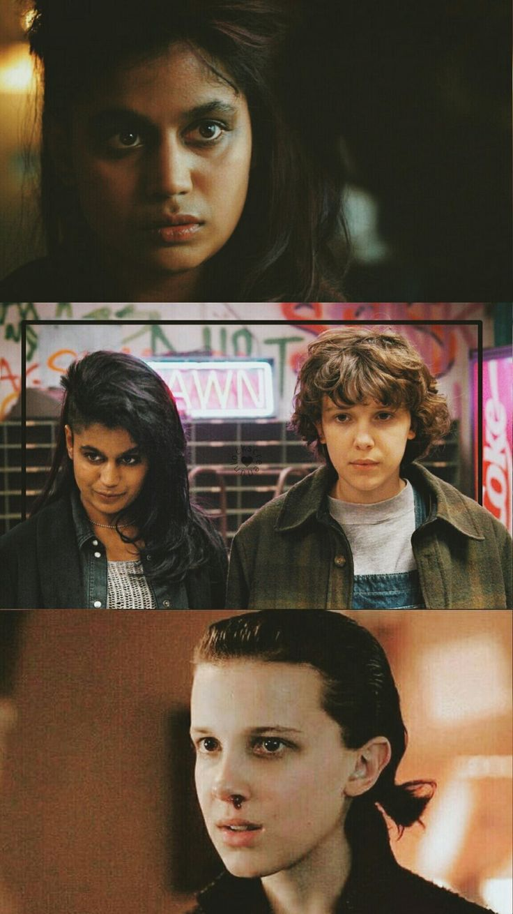 Jane and Kali (With images) 11 stranger things costume