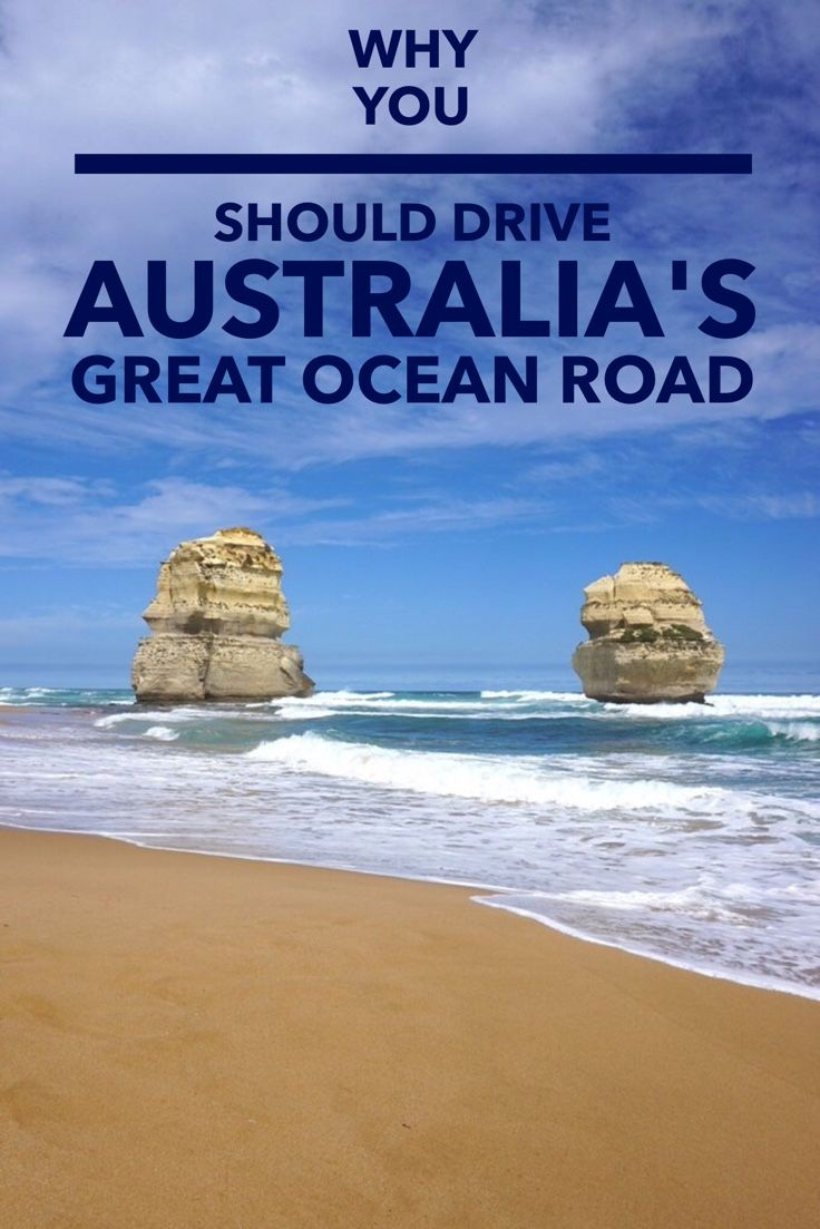 14 amazing reasons to drive the Great Ocean Road in Australia.