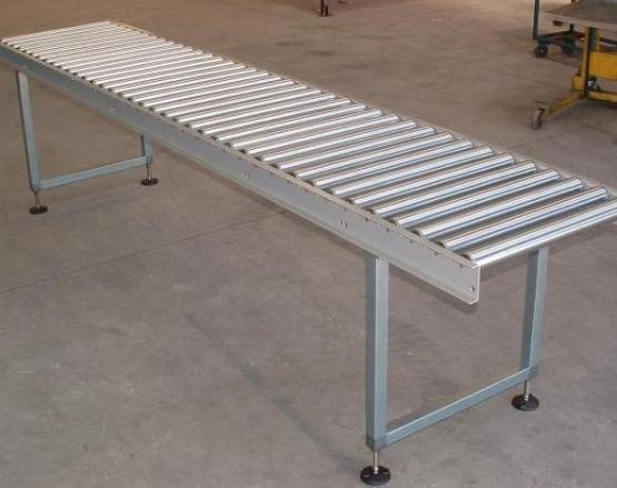 Our gravity conveyor product range with aluminium side frames and low weight rollers is popular with users who have light weight applications or who need the conveyor itself to be light weight. These conveyors are not actually any cheaper than normal steel framed conveyors because they are produced in lesser volumes than the steel framed gravity conveyor units that we offer.http://www.asconveyorsystems.co.uk/Gravity-Conveyors.html
