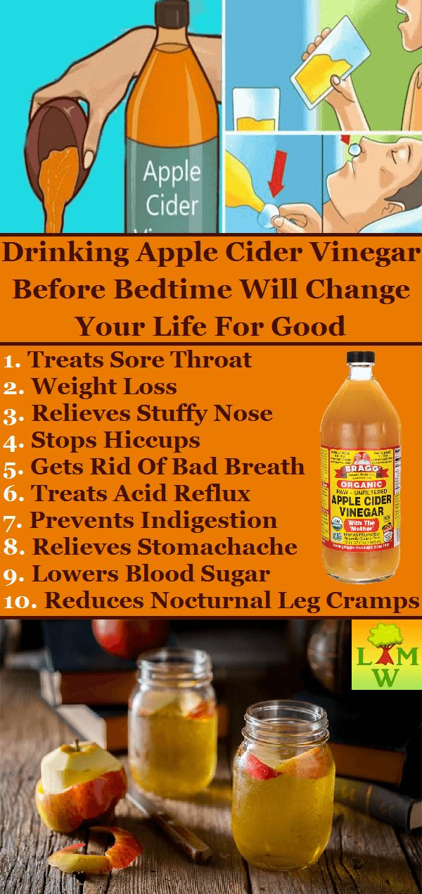 The apple cider vinegar has a vast number of usages, from pies, pickles to salads. However, it could also be used for drinking.