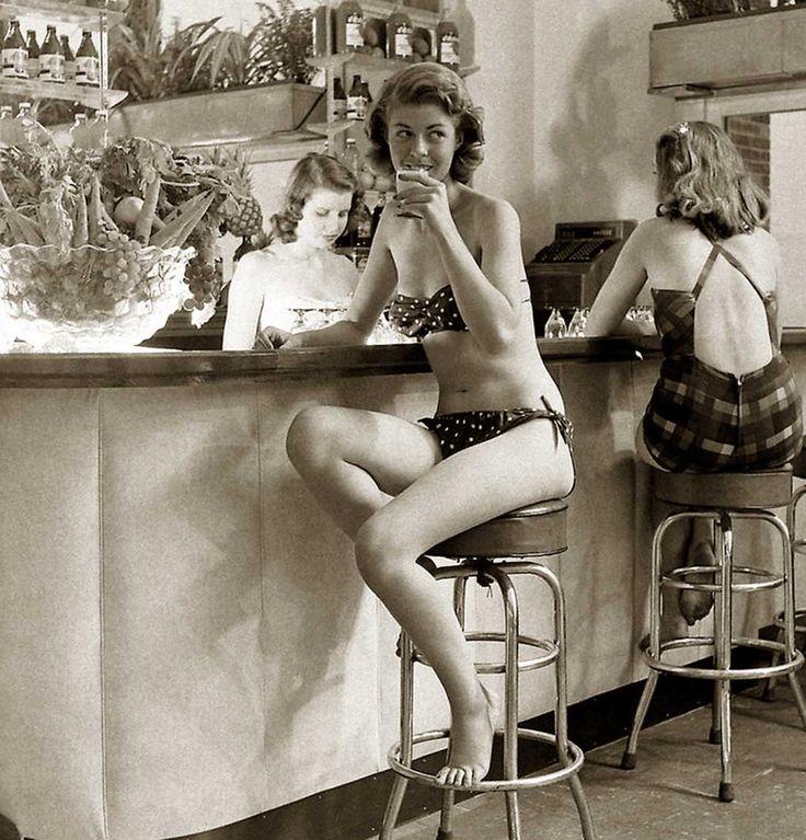 75 best vintage swimwear images on pinterest swimming