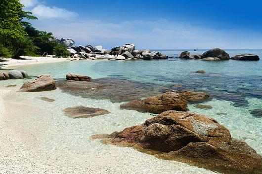 Blue Beach auf Pulau Perhentian, Malediven - © Shutterstock/iStockphoto/PR