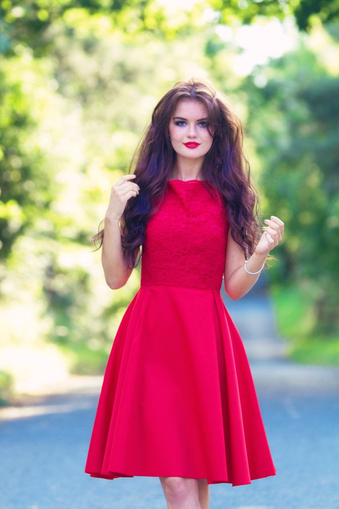Dresses For Weddings Red