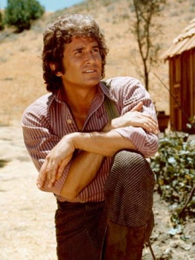 Michael Landon... another great one gone too soon. Good man with good morals and values. RIP