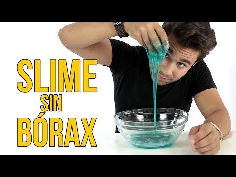 Cómo hacer MOCO radiactivo - SLIME fluorescente (Experimentos Caseros) - YouTube