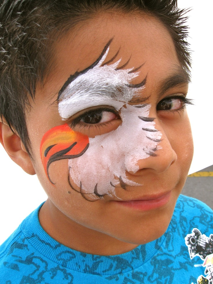122 best images about face painting on pinterest face painting designs boys and face painting - Maquillage simple enfant ...