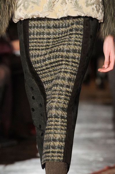 Antonio Marras at Milan Fashion Week Fall 2013 - Details Runway Photos