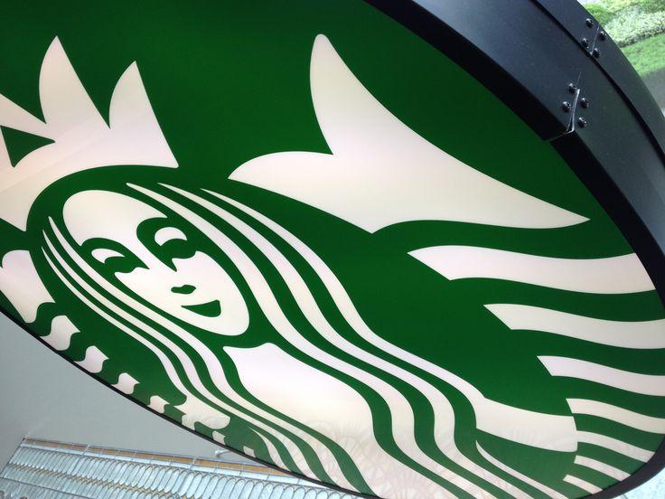 love my Starbucks....   Shanghai 2014