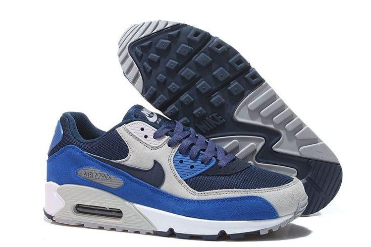 http://www.fryohobuy.com/homme-air-max-90-premium-bleu-et-gris-soldes,nike-pas-cher-homme,baskets-nike-homme-34005.html - homme air max 90 premium bleu et gris soldes,nike pas cher homme,baskets nike homme