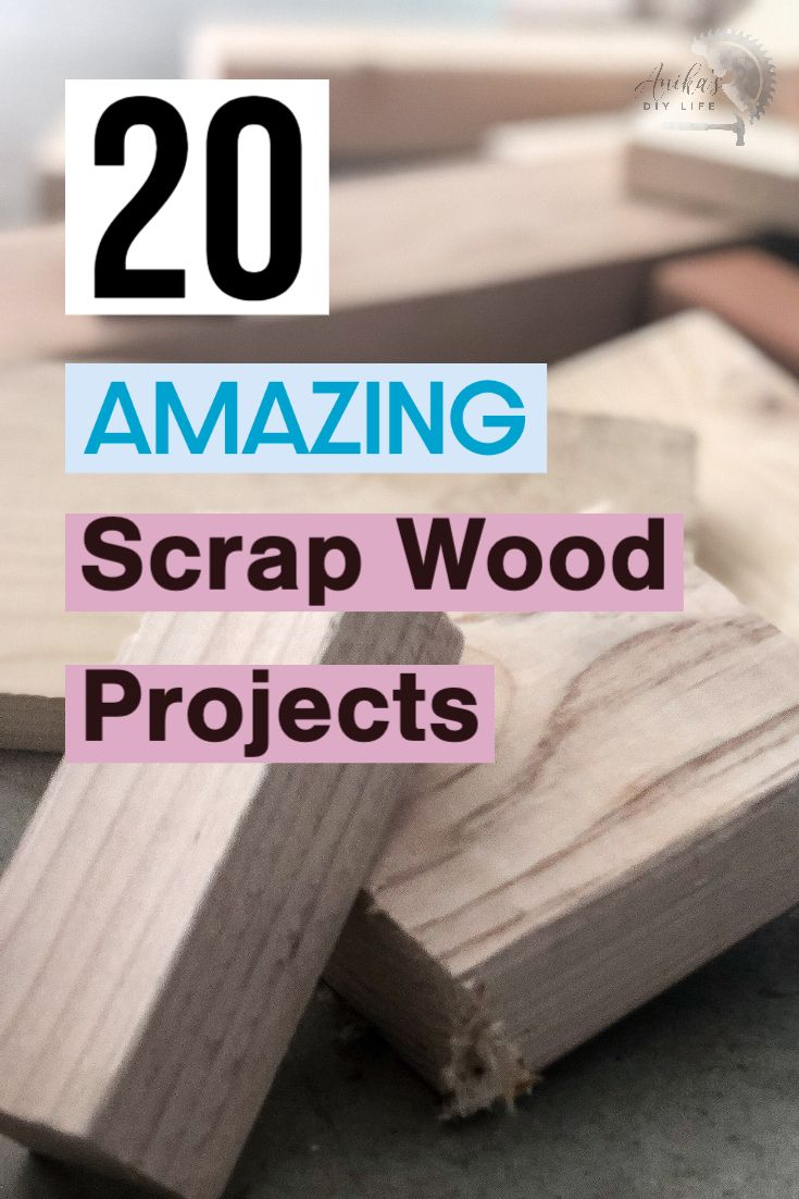 26 Simple Scrap Wood Projects For Beginners In 2020 Scrap Wood Projects Wood Projects That Sell Wood Projects For Beginners