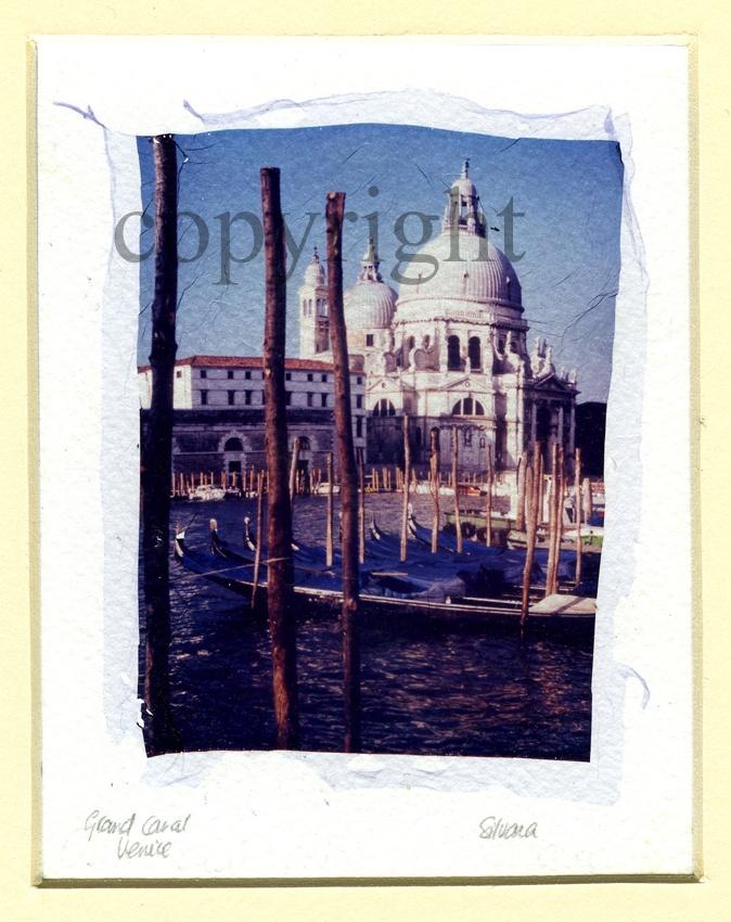 Polaroid Lift by Silvana Robinson Venice