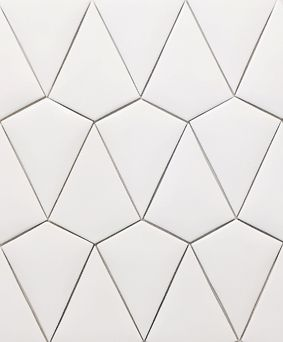 """Leija"" handmade tiles by Laura Itkonen"