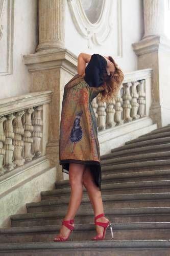 www.modablogger.eu #look #dress #shoes #outfit