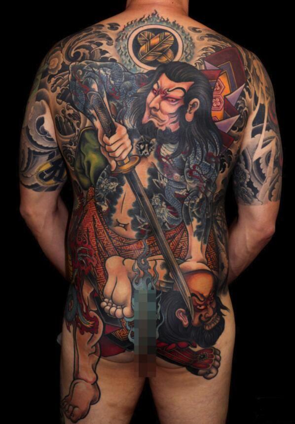 Japanese Tattoo Japanese Tattoo Designs Tattoos Tattoo Artists