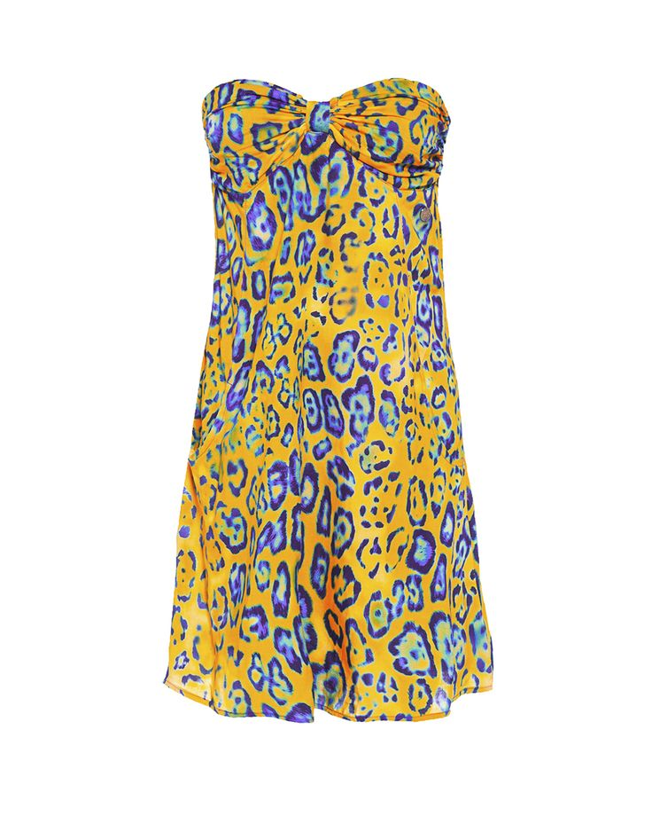 Animal print A-line day dress, available at Stuttafords stores & on Spree.co.za, South Africa