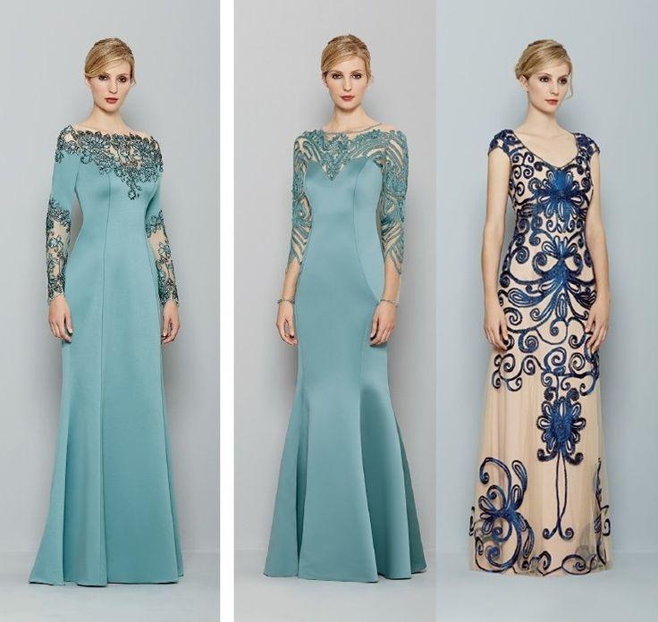15 vestidos de festa sem decote - Madrinhas de casamento