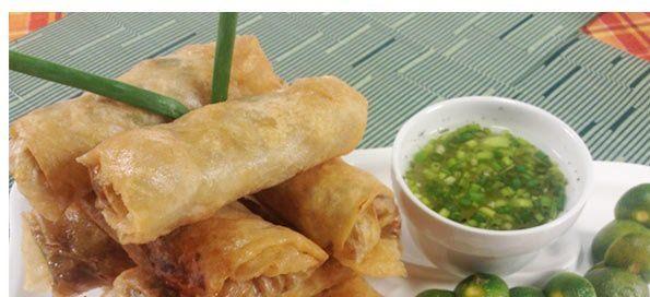 Lumpiang togue Recipe | Panlasang Pinoy Recipes