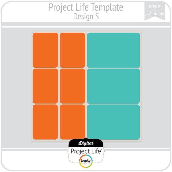 1000 images about project life templets on pinterest for This is your life template