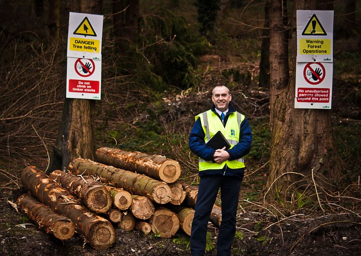 This forestry mobile app covers information about company policies, reviews safety policies and procedures, aptures supervisor and employee signatures.