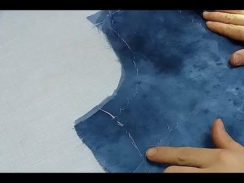 Kolay Şifon Bluz Dikimi / Şifon Gömlek Nasıl Dikilir? / How to Plant Easy Chiffon Blouse? - YouTube
