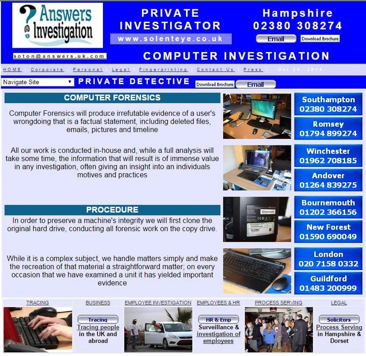 computer forensics investigation and techniques 2 chapter 1 computer forensics and investigations as a profession  use computer forensics techniques to retrieve information their clients have lost disaster.