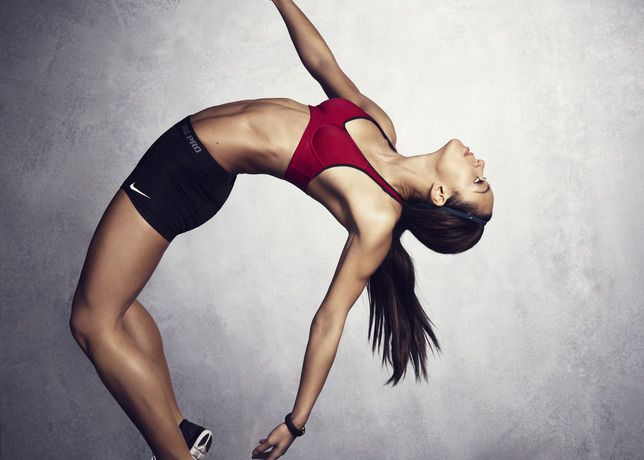 NIKE, Inc. - The Right Fit and the Right Support: The Nike Pro Bra Collection