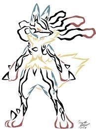 Resultado de imagen para pokemon tribal