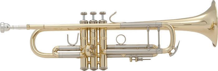 Bach Professional Model 18072 Bb Trumpet - Long & McQuade Musical Instruments