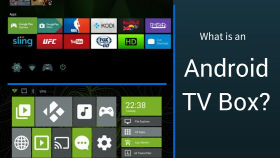 A lot of different names get used to describe streaming media devices: TV box, IPTV box, HTPC, Kodi box. So what is an Android TV box?