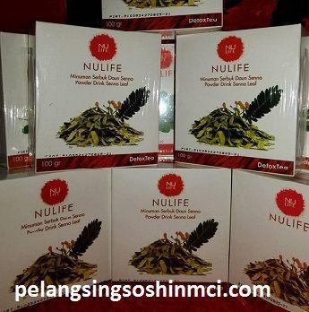 nulife detox tea,produk nulife detox tea