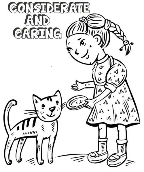 girl scout coloring pages printable