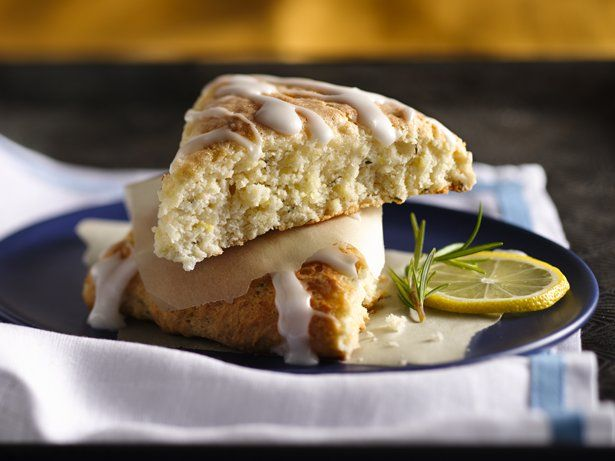 ... Contest 2010! Create coffee shop scones with a burst of lemon flavor